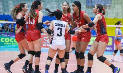 Tiebreaker Times Robins-Hardy flaunts all-around arsenal as Cignal turns back Marinerang Pilipina News PSL Volleyball  Seth Rodriguez Ron Dulay Rhea Ramirez Rachel Daquis Mylene Paat Marinerang Pilipina Edgar Barroga Cignal HD Spikers Cath Pollentes Alohi Robins-Hardy 2019 PSL Season 2019 PSL Invitational Cup