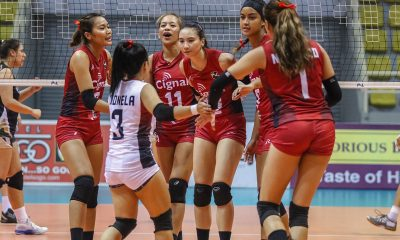 Tiebreaker Times Rachel Daquis powers Cignal to 3-0, holds off Sta. Lucia News PSL Volleyball  Sta. Lucia Lady Realtors Rachel Daquis Pam Lastimosa Mylene Paat Edgar Barroga Cignal HD Spikers Becca Rivera Babes Castillo Amy Ahomiro 2019 PSL Season 2019 PSL Invitational Cup