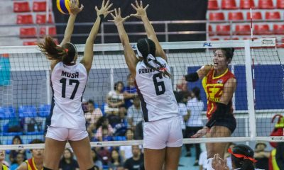 Tiebreaker Times Injury-stricken or not, Kalei Mau wants to be on the court for F2 News PSL Volleyball  Ramil De Jesus Kalei Mau F2 Logistics Cargo Movers 2019 PSL Season 2019 PSL Invitational Cup