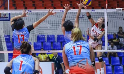 Tiebreaker Times PLDT spoils Marinerang Pilipina's season finale, returns to win column Uncategorized  Ron Dulay PLDT Home Fibr Power Hitters Marinerang Pilipina Grethcel Soltones Edjet Mabbayad 2019 PSL Season 2019 PSL Invitational Cup