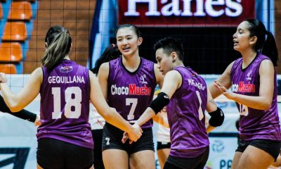 Tiebreaker Times Maddie Madayag on cloud nine after being named to SEA Games team News PVL Volleyball  Philippine Women's National Volleyball Team Maddie Madayag Choco Mucho Flying Titans 2019 SEA Games - Volleyball 2019 SEA Games 2019 PVL Season 2019 PVL Open Conference