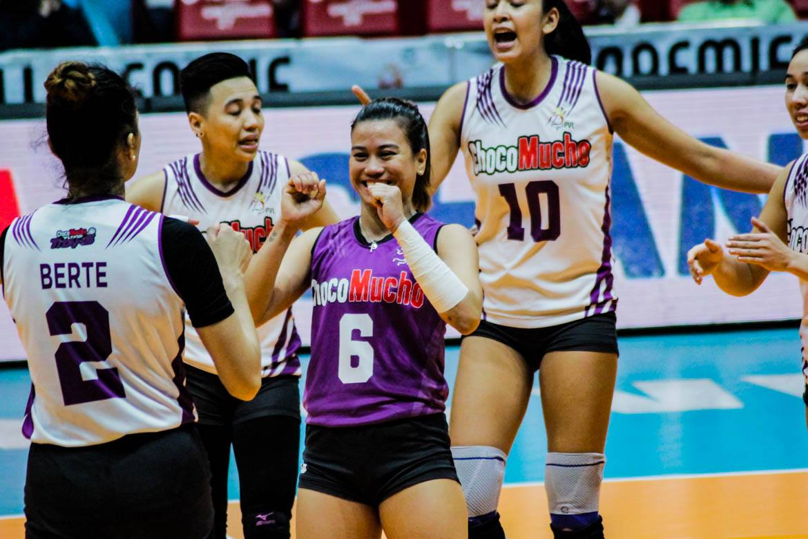 Tiebreaker Times Almadro sings Bang Pineda praises for accepting 'big decision' News PVL Volleyball  Oliver Almadro Choco Mucho Flying Titans Bang Pineda 2019 PVL Season 2019 PVL Open Conference