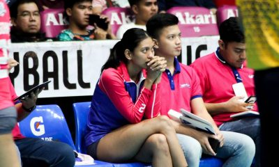 Tiebreaker Times Recovering Alyssa Valdez hopeful to join PWNVT in Japan training 2019 SEA Games News PVL Volleyball  Philippine Women's National Volleyball Team Creamline Cool Smashers Alyssa Valdez 2019 SEA Games - Volleyball 2019 SEA Games 2019 PVL Season 2019 PVL Open Conference