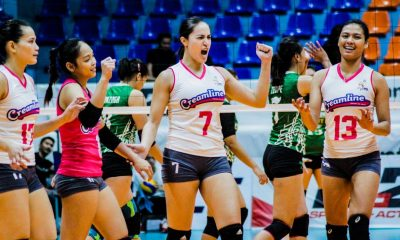 Tiebreaker Times Sweeping without Valdez, Morado makes Creamline more dangerous, says Gumabao News PVL Volleyball  Michele Gumabao Jia Morado Creamline Cool Smashers Alyssa Valdez 2019 PVL Season 2019 PVL Open Conference