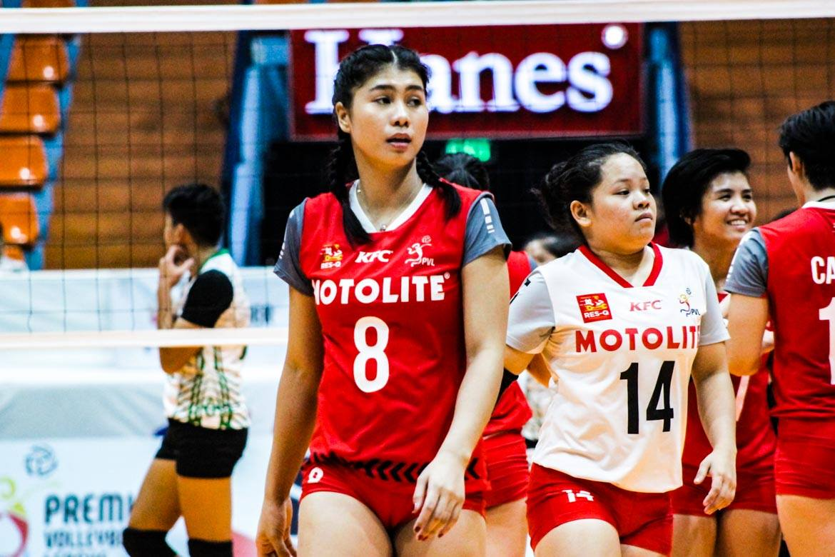 2019-pvl-open-conference-motolite-def-pacifictown-army-myla-pablo 'Investment' in PVL pays off for Myla Pablo, Grethcel Soltones News PVL Volleyball  - philippine sports news