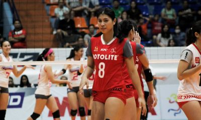 Tiebreaker Times Myla Pablo shoulders blame for Motolite's Game One meltdown News PVL Volleyball  Myla Pablo Motolite 2019 PVL Season 2019 PVL Open Conference