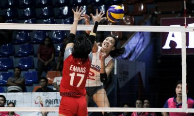 Tiebreaker Times Valdez, Morado return as Creamline takes Game One from Motolite News PVL Volleyball  Tots Carlos Tai Bundit Pau Soriano Motolite Michele Gumabao Kyla Atienza Jia Morado Jema Galanza Isa Molde Iris Tolenada Godfrey Okumu Creamline Cool Smashers Celine Domingo Ayel Estranero Alyssa Valdez Aie Gannaban 2019 PVL Season 2019 PVL Open Conference