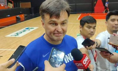 Tiebreaker Times Alex Compton, Topex Robinson honored to develop next generation of Gilas 2021 FIBA Asia Cup Basketball Gilas Pilipinas News  Topex Robinson Gilas Pilipinas Men Alex Compton 2021 FIBA Asia Cup Qualifiers