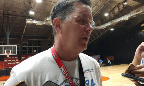 Tiebreaker Times Tim Cone pondering on cancelling this week's Gilas practice Basketball Gilas Pilipinas News PBA  Tim Cone PBA Season 44 Barangay Ginebra San Miguel 2019 PBA Governors Cup