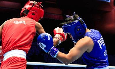 Tiebreaker Times Nesthy Petecio rules AIBA Women's Worlds featherweight class Boxing News  Nesthy Petecio 2019 AIBA Women's World Boxing Championships