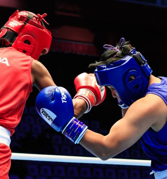 Tiebreaker Times Nesthy Petecio rules AIBA Women's Worlds featherweight class Boxing News  Nesthy Petecio 2019 AIBA Women's World Boxing Championships