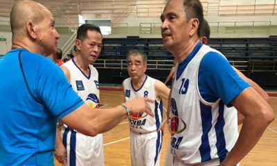 Tiebreaker Times FCVBA off to blazing start in ASEAN Veterans tourney Basketball News  Zotico Tan William Lao Terry Que Roberto Poblete Joel Gomez Jimi Lim Filipino-Chinese Veterans Basketball Association Ching Ka Lee Bong Dela Cruz (Crispa) Antonio Go Andrew Ongteco Achit Kaw 2019 ASEAN Veterans Basketball Tournament