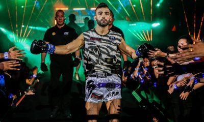 Tiebreaker Times Giorgio Petrosyan unperturbed by Nattawut, GP prize money Kickboxing News ONE Championship  ONE: Century Giorgio Petrosyan