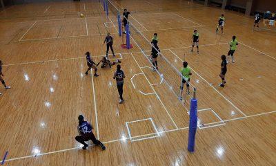 Tiebreaker Times Shaq Delos Santos hopes Japan's brand of volleyball rubs off on PWNVT 2019 SEA Games News Volleyball  Shaq delos Santos Philippine Women's National Volleyball Team 2019 SEA Games - Volleyball 2019 SEA Games