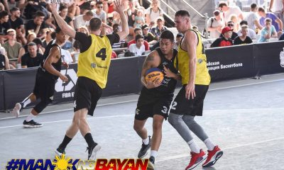 Tiebreaker Times Balanga Chooks end Jeju campaign with heartbreaker vs Princeton 3x3 Basketball Chooks-to-Go Pilipinas 3x3 News  Santi Santillan Princeton (3X3) Karl Dehesa Chris De Chavez Balanga Chooks Alvin Pasaol 2019 Jeju Challenger 2019 Chooks-to-Go Pilipinas 3x3 Season