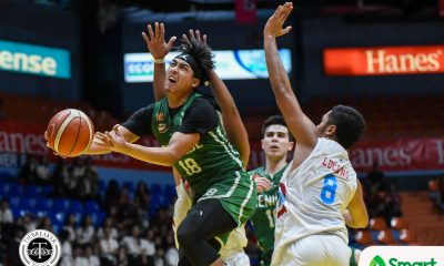 Tiebreaker Times Justin Gutang plays through flu for Benilde Basketball CSB NCAA News  TY Tang NCAA Season 95 Seniors Basketball NCAA Season 95 Justin Gutang Benilde Seniors Basketball