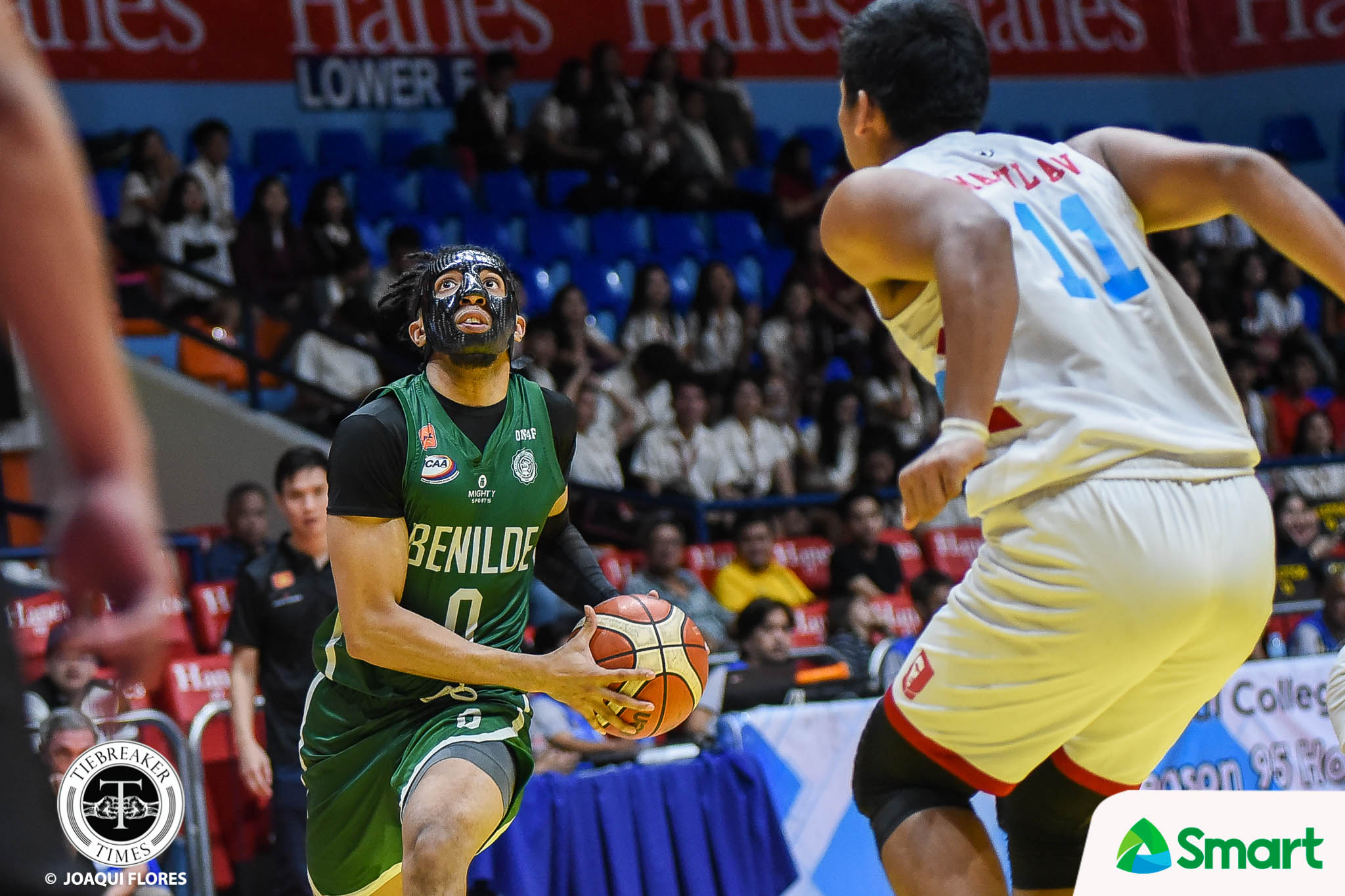 Tiebreaker Times Benilde finally ends nightmare skid, survives EAC fightback CSB EAC NCAA News Volleyball  Yankie Haruna TY Tang Oliver Bunyi NCAA Season 95 Seniors Basketball NCAA Season 95 Marwin Taywan Justin Gutang JP Maguliano jc luciano EAC Seniors Basketball Benilde Seniors Basketball