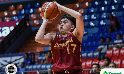 Tiebreaker Times Luke Sese moves out of Perpetual, reunites with Nelle in La Salle Basketball DLSU NCAA News UAAP UPHSD  UAAP Season 84 Men's bASKETBALL UAAP Season 84 Perpetual Seniors Basketball NCAA Season 96 Seniors Basketball NCAA Season 96 Luke Sese DLSU Men's Basketball