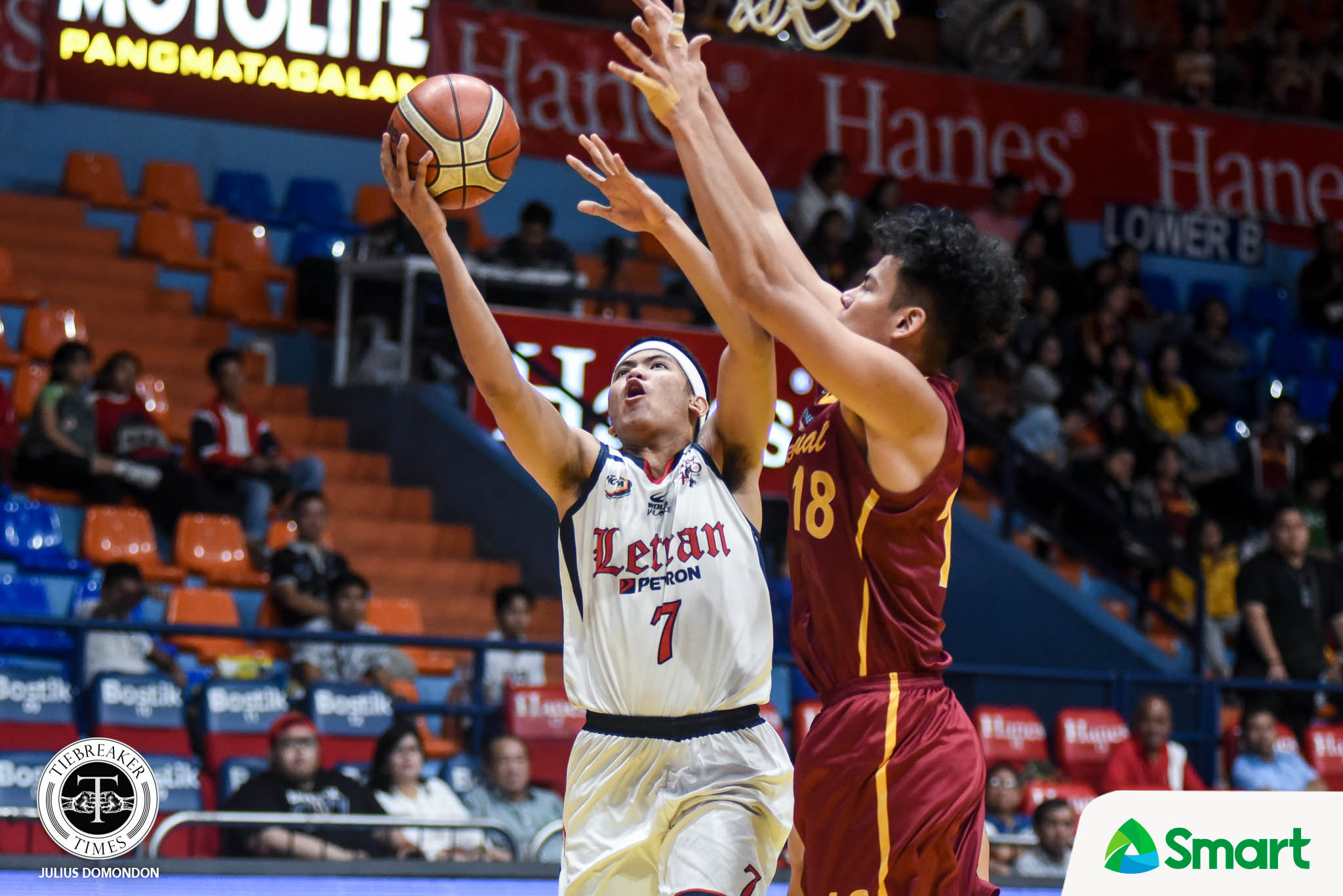Tiebreaker Times Letran books Final Four ticket, romps Perpetual Basketball CSJL NCAA News UPHSD  Perpetual Seniors Basketball NCAA Season 95 Seniors Basketball NCAA Season 95 Letran Seniors Basketball Jielo Razon Jerrick Balanza Frankie Lim Fran Yu Edgar Charcos Christian Balagasay Bonnie Tan Ato Ular