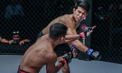 Tiebreaker Times Decision time for UGB's Kaji Ebin Mixed Martial Arts News ONE Championship  UGB MMA ONE: Dawn of Valor Kaji Ebin
