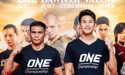 Tiebreaker Times UGB MMA's Kaji Ebin looks to silence Jakarta, take breakthrough win Mixed Martial Arts News ONE Championship  UGB MMA ONE: Dawn of Valor Kaji Ebin Eko Roni Saputra