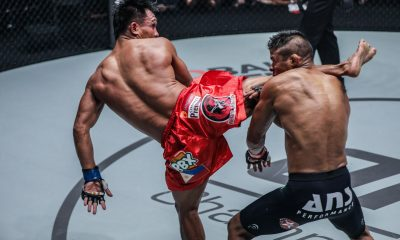 Tiebreaker Times The Belingon-Fernandes rivalry in retrospect Mixed Martial Arts News ONE Championship  Team Lakay ONE: Century Kevin Belingon Bibiano Fernandes