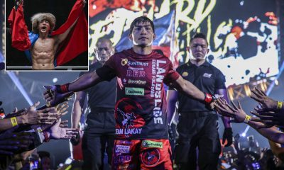 Tiebreaker Times Fired-up Eduard Folayang out to end 2019 with a bang Mixed Martial Arts News ONE Championship  Team Lakay ONE: Masters of Fate Eduard Folayang Amarsanaa Tsogookhuu