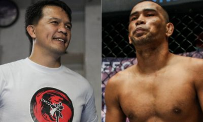 Tiebreaker Times Mark Sangiao breaks silence on 'rivalry' with Rene Catalan Mixed Martial Arts News ONE Championship  Team Lakay ONE: Masters of Fate Mark Sangiao