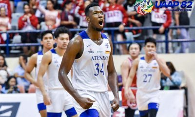 Tiebreaker Times Rep. Puno seeks naturalization of Angelo Kouame ADMU Basketball Gilas Pilipinas News  Robbie Puno Gilas Pilipinas Men Angelo Kouame