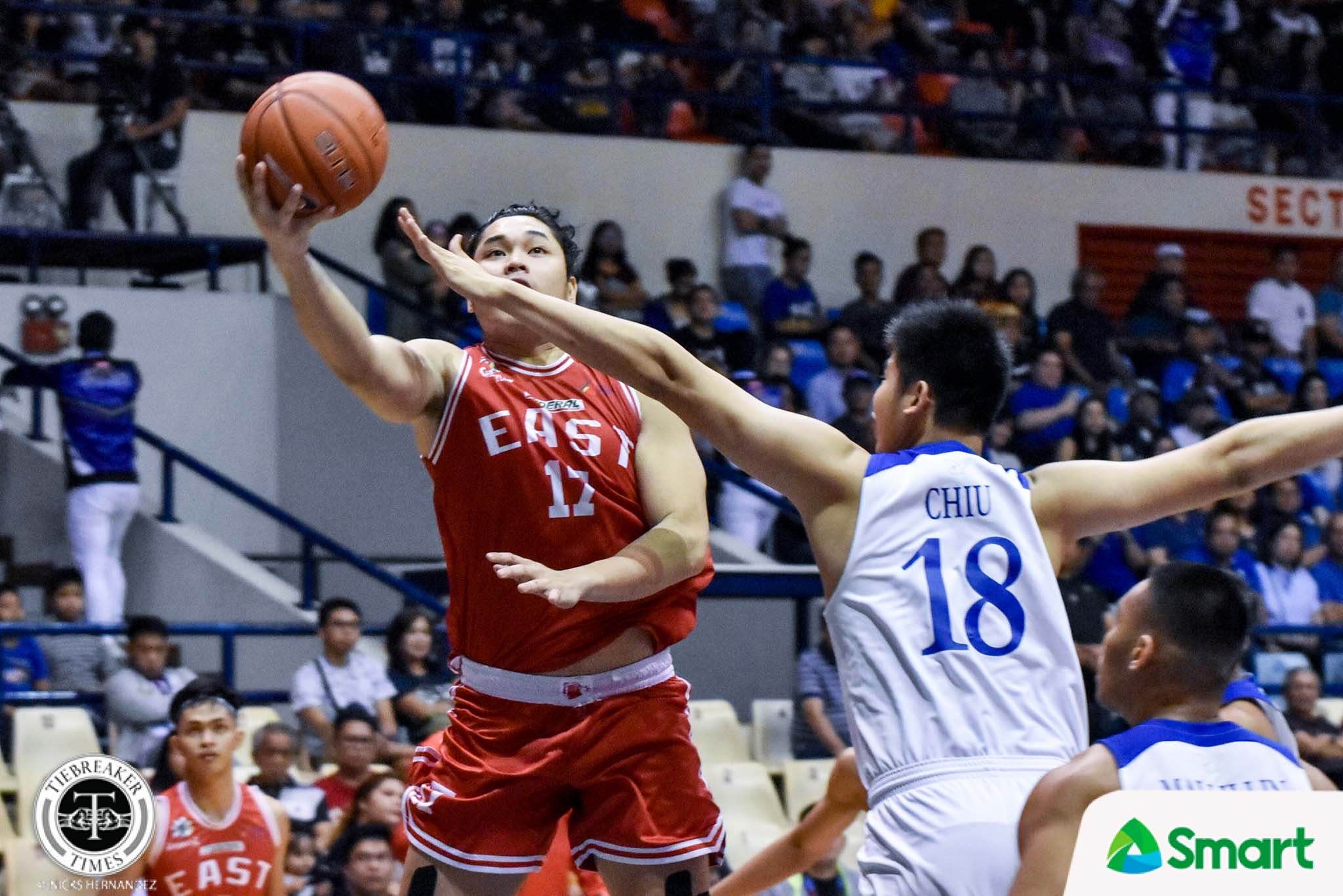 Tiebreaker Times John Apacible reflects on lessons learned since Ateneo exit Basketball News UAAP UE  UE Men's Basketball UAAP Season 82 Men's Basketball UAAP Season 82 John Apacible