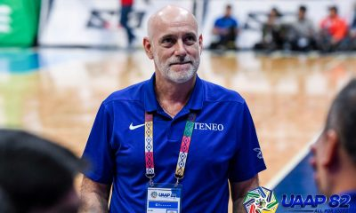 Tiebreaker Times Tab Baldwin says Ateneo is 'the hardest practicing team he's ever coached' ADMU Basketball News UAAP  UAAP Season 82 Men's Basketball UAAP Season 82 Tab Baldwin Ateneo Men's Basketball
