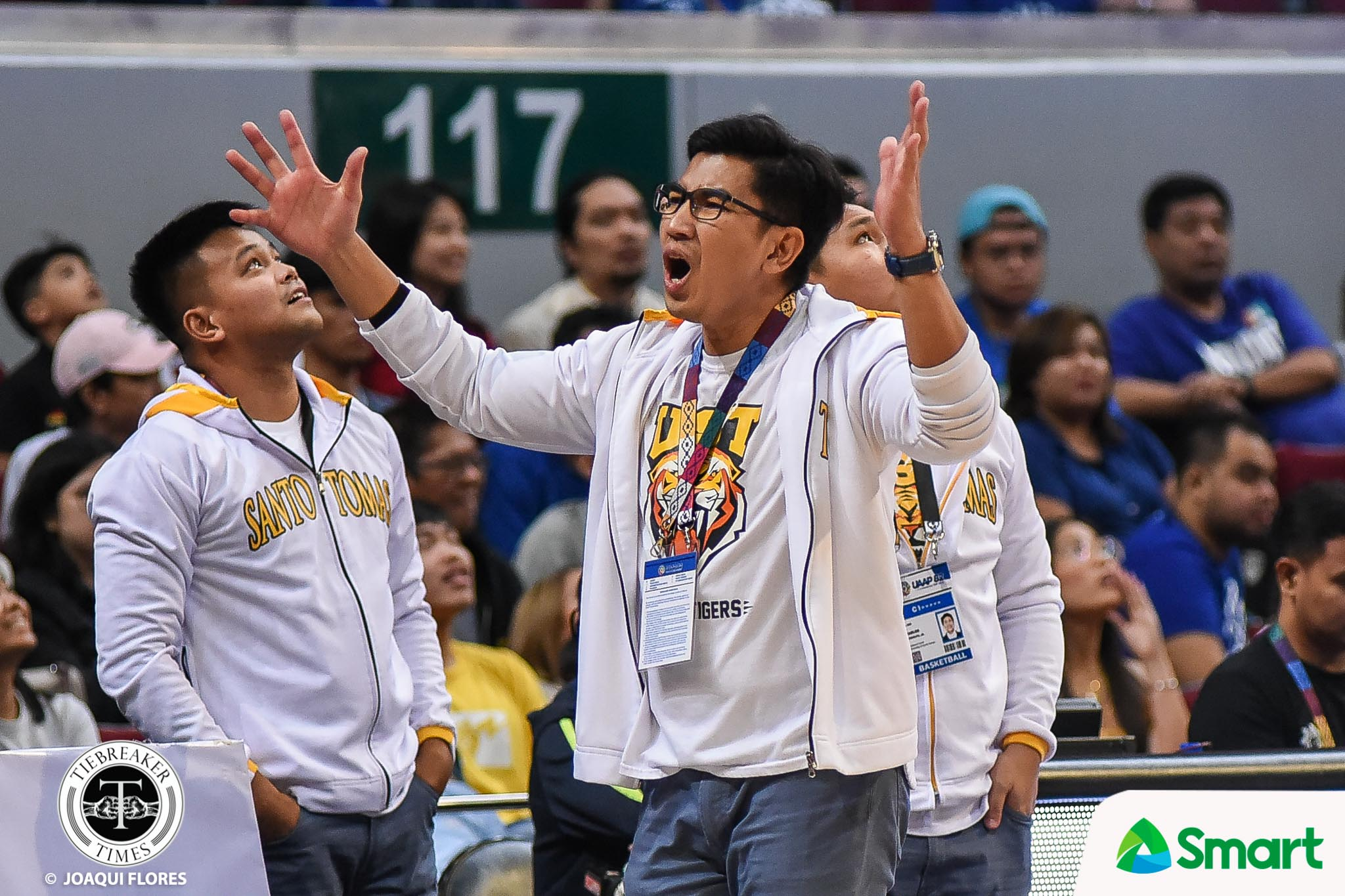 Tiebreaker Times SOURCES: Aldin Ayo's UAAP ban will stand despite PNP conclusion Basketball News UAAP UST  UST Men's Basketball UAAP Season 83 Men's Basketball UAAP Season 83 Coronavirus Pandemic Aldin Ayo