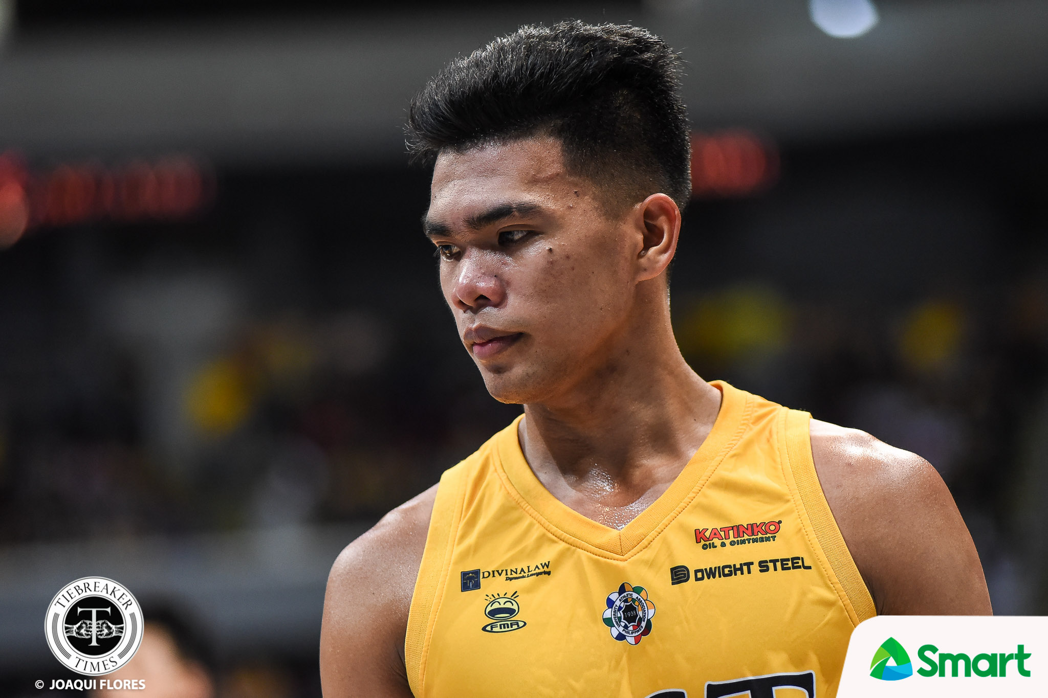 Tiebreaker Times As pressure rises, Aldin Ayo brings UST Growling Tigers closer to home Basketball News UAAP UST  UST Men's Basketball UAAP Season 82 Men's Basketball UAAP Season 82 Aldin Ayo