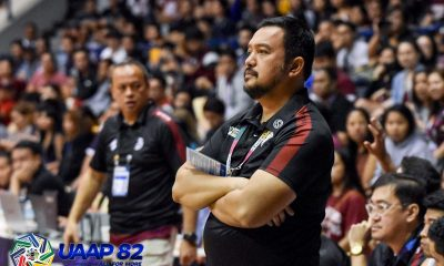 Tiebreaker Times Bo Perasol says UAAP recruitment wars 'getting out of hand' Basketball News UAAP UP  UP Men's Basketball UAAP Season 83 Hoop Coaches International Webinar Bo Perasol