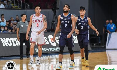 Tiebreaker Times Jerrick Ahanmisi not bothered by slump: 'I'll always keep on shooting' AdU Basketball News UAAP  UAAP Season 82 Men's Basketball UAAP Season 82 Jerrick Ahanmisi Adamson Men's Basketball