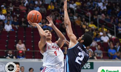 Tiebreaker Times Rey Suerte not to be denied on his birthday: 'Sinuwerte ulit' Basketball News UAAP UE  UE Men's Basketball UAAP Season 82 Men's Basketball UAAP Season 82 Rey Suerte