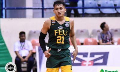 Tiebreaker Times Ino Comboy not satisfied with making fifth Final Four: 'We want more' Basketball FEU News UAAP  UAAP Season 82 Men's Basketball UAAP Season 82 ino comboy FEU Men's Basketball
