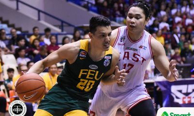 Tiebreaker Times Ken Tuffin on no 'superstar' FEU: 'We should always play as Davids' Basketball FEU News UAAP  UAAP Season 82 Men's Basketball UAAP Season 82 Ken Tuffin FEU Men's Basketball