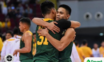 Tiebreaker Times L-Jay Gonzales showing he is destined to be an FEU great Basketball FEU News UAAP  UAAP Season 82 Men's Basketball UAAP Season 82 L-Jay Gonzales FEU Men's Basketball