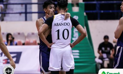Tiebreaker Times Danny Ildefonso on Abando poaching allegations: 'Malinis konsensya ko' Basketball News NU UAAP UST  UST Men's Basketball UAAP Season 82 Men's Basketball UAAP Season 82 Rhenz Abando NU Men's Basketball Danny Ildefonso