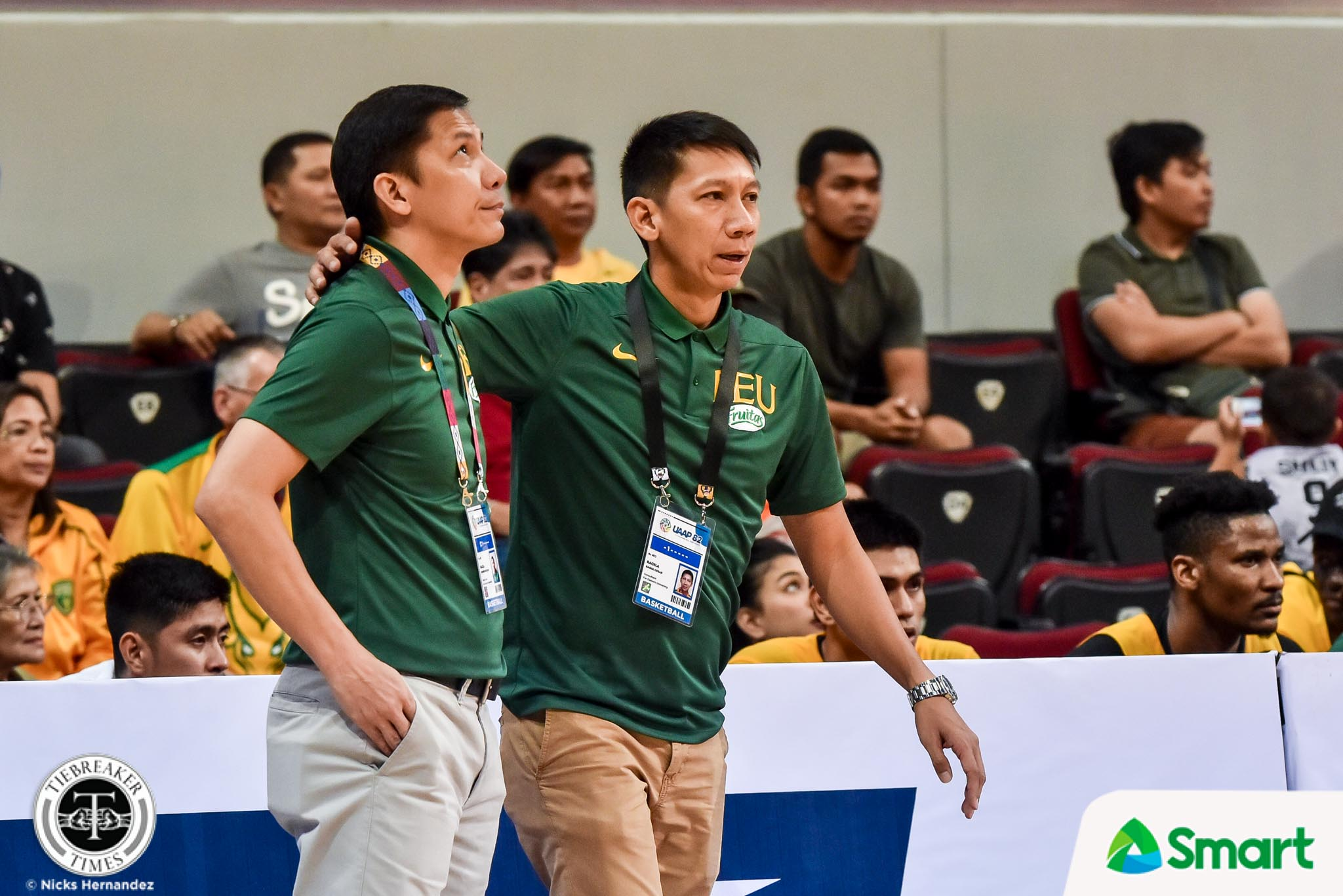 Tiebreaker Times SOURCES: La Salle looking at Nash Racela to be next head coach Basketball DLSU News UAAP  UAAP Season 83 Men's Basketball UAAP Season 83 Nash Racela DLSU Men's Basketball