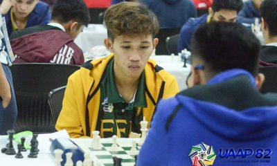 Tiebreaker Times FEU on cusp of UAAP Chess greatness ADMU AdU Chess DLSU FEU News NU UAAP UE UP UST  UST Men's Chess UP Men's Chess UE Men's Chess UAAP Season 82 Men's Chess UAAP Season 82 RK Sevillano NU Men's Chess John Jasper Laxamana JM Jacutina Jayson Conzales Israelito Riloraza FEU Men's Chess Eliseo Budoso DLSU Men's Chess Ateneo Men's Chess Adamson Men's Chess
