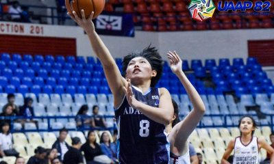 Tiebreaker Times Mar Prado explodes for 40 as Adamson rises to third, dumps UP AdU Basketball News UAAP UP  UP Women's Basketball UAAP Season 82 Women's Basketball UAAP Season 82 Rose Dampios Rei Sanchez Paul Ramos Mar Prado Lou Ordoveza Lhyn Bilbao Ewon Arayi Adamson Women's Basketball