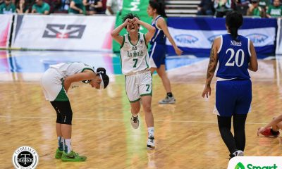 Tiebreaker Times Ameng Torres steps up vs Ateneo as La Salle keeps Final Four hope alive ADMU Basketball DLSU News UAAP  UAAP Season 82 Women's Basketball UAAP Season 82 Kent Pastrana Kat Quimpo Joanne Nimes DLSU Women's Basketball Cholo Villanueva Charmaine Torres Ateneo Women's Basketball Alyssa Villamor