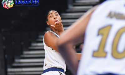 Tiebreaker Times NU Lady Bulldogs deals La Salle 54-point rout for win no. 88 Basketball DLSU News NU UAAP  UAAP Season 82 Women's Basketball UAAP Season 82 Rhena Itesi Patrick Aquino NU Women's Basketball Kelli Hayes Kaye Pingol Jack Animam DLSU Women's Basketball Cholo Villanueva Camille Clarin Bennette Revillosa