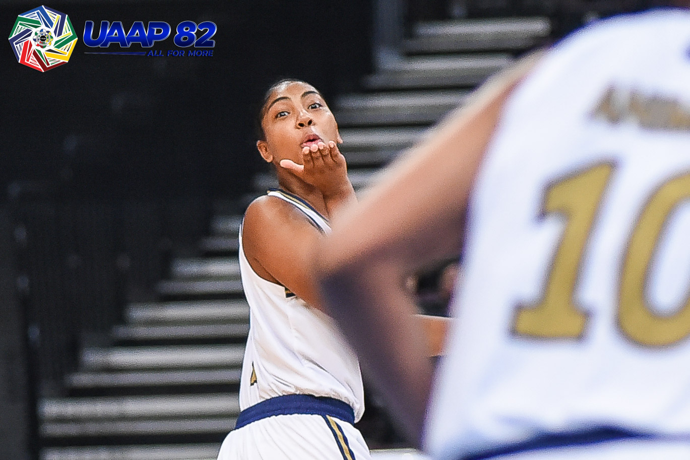 UAAP-82-WBB-NU-vs.-DLSU-Hayes-7209 Gilas Women hope to have naturalized player by 2022 Basketball Gilas Pilipinas News  - philippine sports news