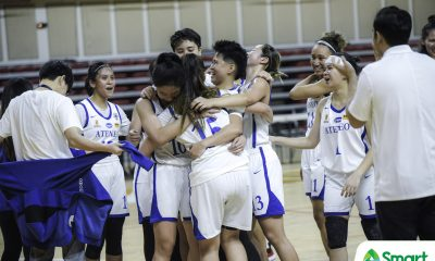 Tiebreaker Times Guytingco, Villamor lead Ateneo one last time, deal UP seniors tough send-off ADMU Basketball News UAAP UP  Zoe Chu UP Women's Basketball UAAP Season 82 Women's Basketball UAAP Season 82 Paul Ramos Pat Pesquera Pam Payac Nic Cancio Melissa Newsome Lou Ordoveza Katrina Guytingco Kat Quimpo Ateneo Women's Basketball