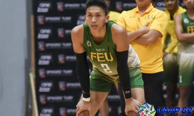 Tiebreaker Times FEU Baby Tamaraws outlast UE to seal UAAP Boys' Volleyball top seed ADMU DLSU FEU News NU UAAP UE UST Volleyball  UST Boys Volleyball UE Boys Volleyball UAAP Season82 UAAP Season 82 Boys Volleyball Rey De Vega Rans Cajolo NU Boys Volleyball Michaelo Buddin Jelord Talisayan Jay Rack Dela Noche Francis Babon FEU Boys Volleyball Edgar Barroga DLSZ Boys Volleyball Ateneo Boys Volleyball Arvin Bandola Angelo Lipata Alexander Iraya