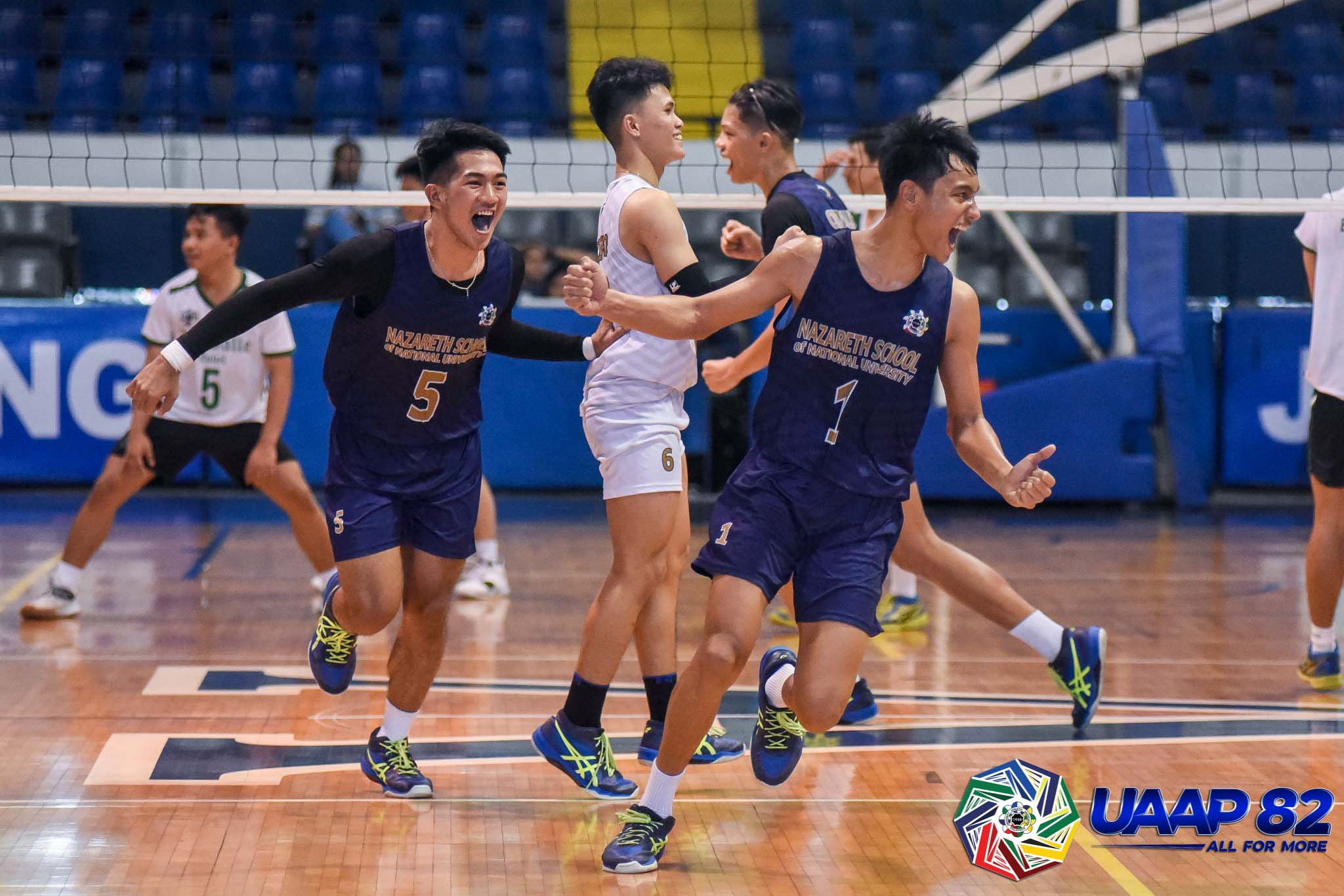 Tiebreaker Times NU Bullpups continue UST woes, rise for share of third ADMU AdU FEU News NU UAAP UE UST Volleyball  UE Boys Volleyball UAAP Season 82 Boys Volleyball UAAP Season 82 Rey De Vega Rans Cajolo Paul Colinares nathaniel del pilar Michael Fortuna leo ordiales Joshua Espenida John Paul Mangahis Jerold Talisayan Jay Rack Dela Noche Francis Babon FEU Boys Volleyball Evander Novillo Ateneo Boys Volleyball Arvin Bandola Angelo Lipata Adamson Boys Volleyball