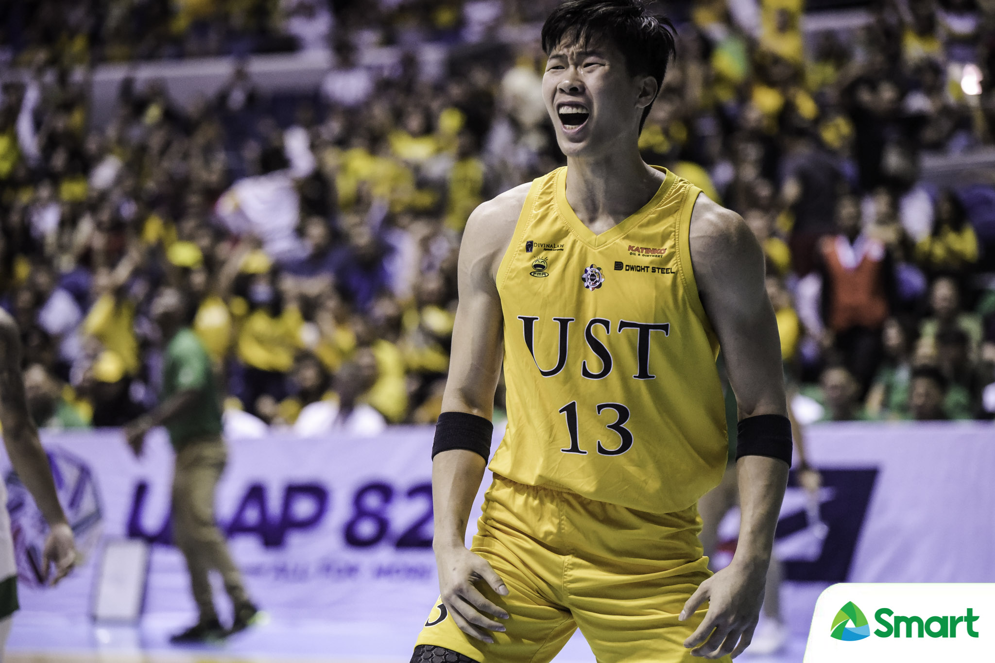 Tiebreaker Times Zachy Huang to end UST career where he started -- the Finals Basketball News UAAP UST  Zachy Huang UST Men's Basketball UAAP Season 82 Men's Basketball UAAP Season 82